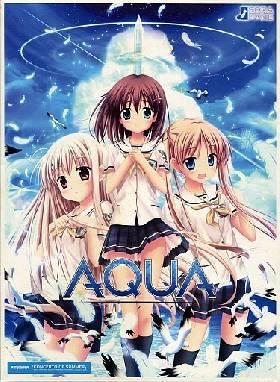 AQUA(初回版)