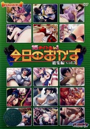 15タイトルin1! 今日のおかず総集編_vol.3